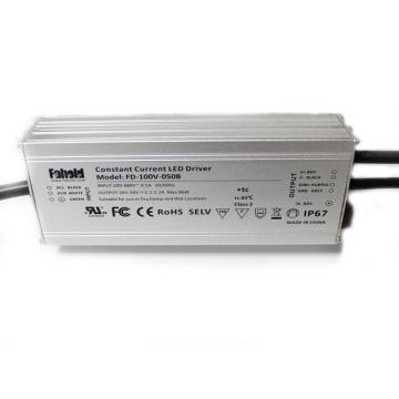 528VAC 100W Waterproof Led Driver