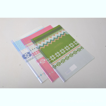 A4 size plastic slide folder