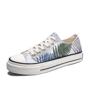 Spring Autumn Women Men Casual Canvas Shoes