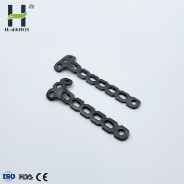 Tibia proximal osteotomy lateral T shape locking plate