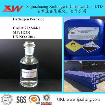 High Purity & Reasonable Price Hydrogen Peroxide