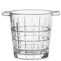 Crystal galss ice bucket with cheapest price