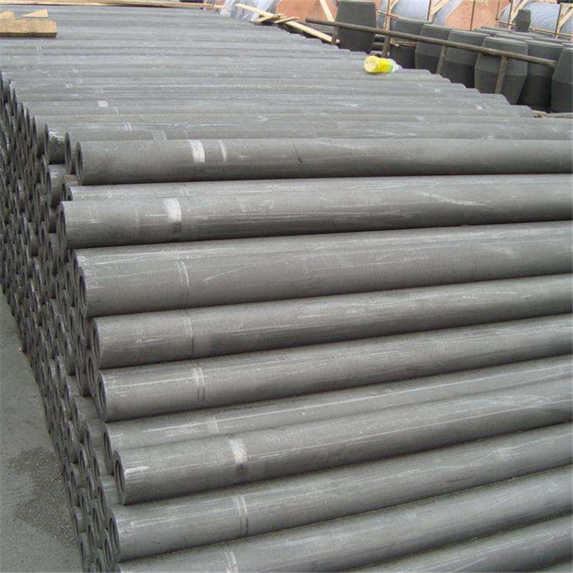 RP 150MM 200MM Graphite Electrode with Nipples
