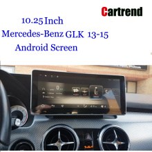 GLK 13-15 10.25 Comand Android интерфейсі