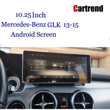 GLK 13-15 10.25 Comand Android Interface