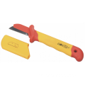 VDE Insulation wire knife straight blade
