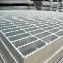 Galvanized Serrated Steel Bar Grid