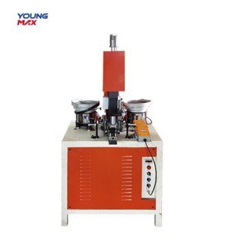 auto feeding blind small pneumatic riveting machine