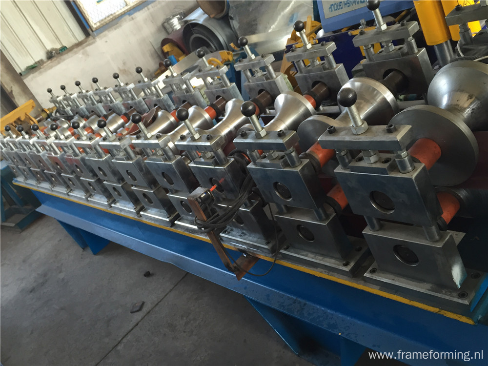 Cap Roll Forming Machine for Roofing Tile