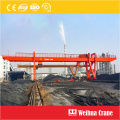 Double Girder Gantry Crane with Grab