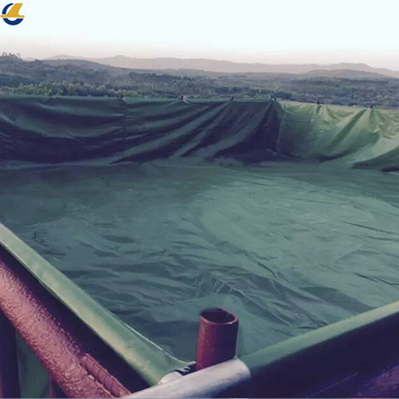 PVC Tarpaulins For Impounding Reservoir