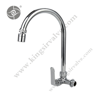 Zinc alloys casting faucets