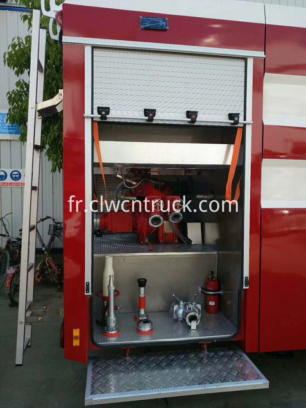 fire fighting rescue vehicles 4