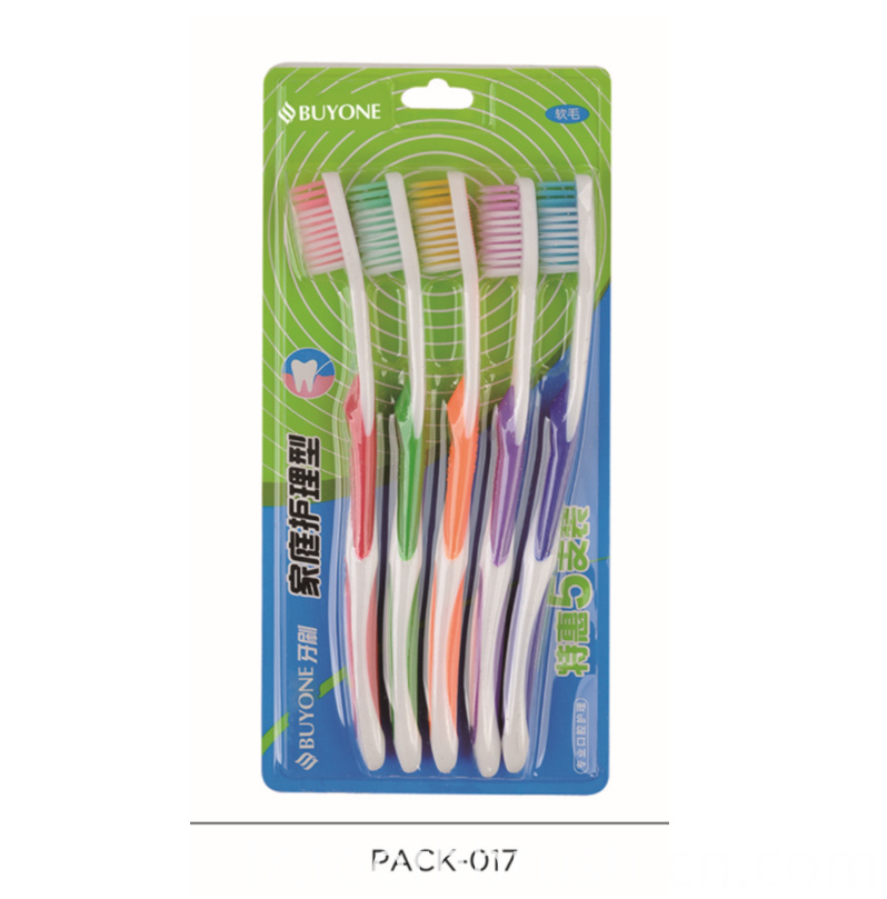 Good Sale Family pack toothbrush
