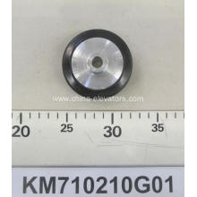 Friction Wheel for KONE Motor Tachometer KM710210G01