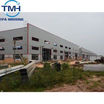 Factory Wholesale Cheaper Insulated Light Steel Workshop