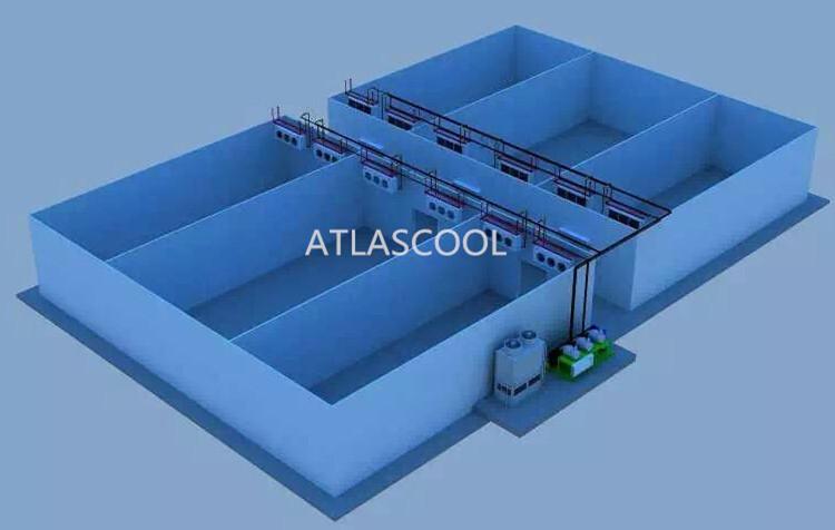 COLD ROOM REFRIGERATION SYSTEM