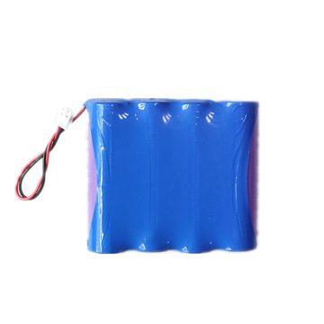 18650 1S4P 3.7V 8800mAh Li Ion Battery Pack