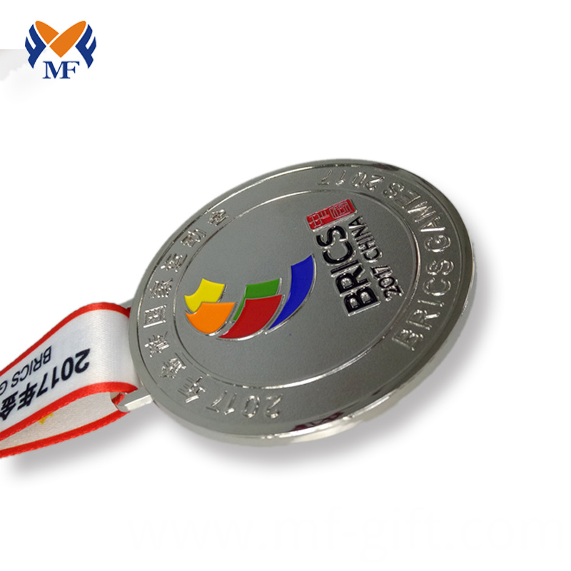 Silver Sports Medals