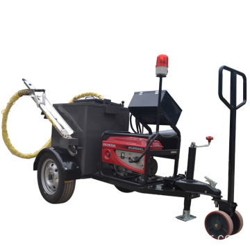 Portable Hand Road Concrete Crack Sealing Machine For Asphalt FGF-100