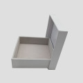Top And Bottom White Gift Packing Cardboard Boxes