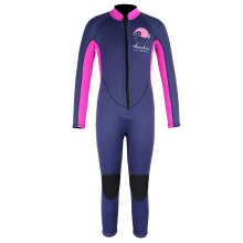 Seaskin Children's Hit Color Full Wetsuit