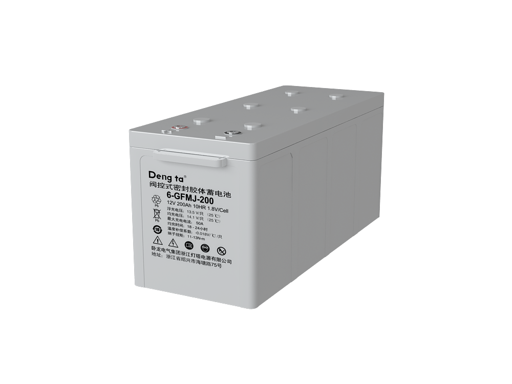 OPZV And OPZS Gel Battery (12V200Ah)