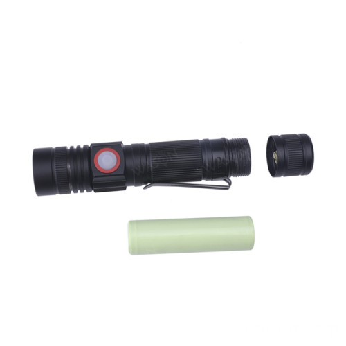 High Quality Handy Micro USB Torch Flashlight