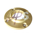 Brass female Wall plate flange for heating system