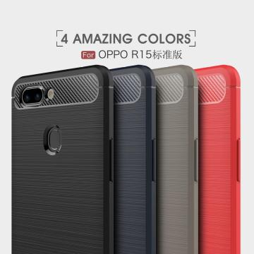 Flexible Soft TPU Scratch Resistant for OPPO R15
