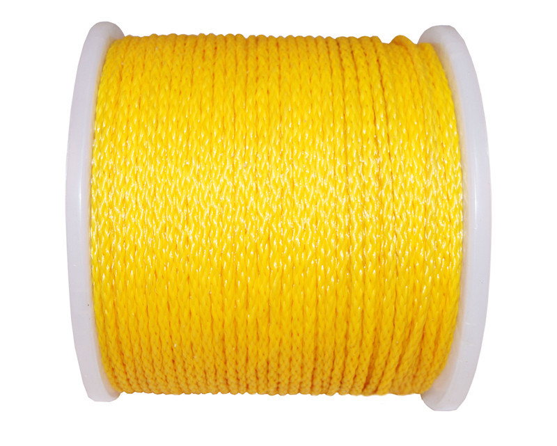 Polypropylene Mono Braid Rope