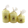 Wholesale religious aromatherapy gold candles