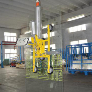 cnc automatic glass loading table machine