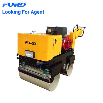 Mini Road Roller Compactor with Hydraulic Vibration