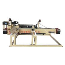 Automatic feed weld unload Props Machine