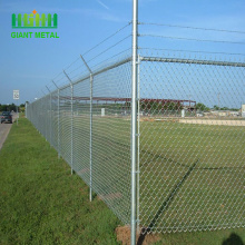 HIgh quality chain link diamond wire mesh roll