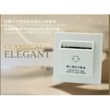 Hotel Energy Saving Electrical Key Card Switch