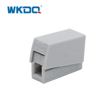 Push Wire Lighting connectors