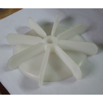 Plastic Injection Molded Cooler Fan Blade