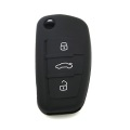 New Design Audi silicone auto key shell