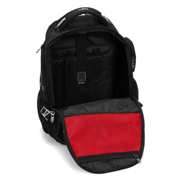 Fashion leisure Black Huge Durable Laptop Backpack