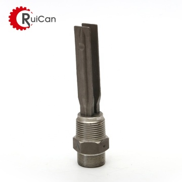dispensing needle tungsten solid carbide 2 flutes milling cutter