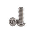 Socket Button Head Security Screw With Pin