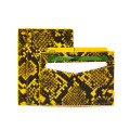 Wholesale Python Snake Skin Leather Credit Card Holder