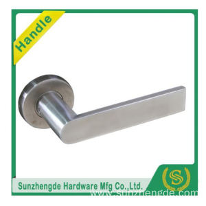 SZD STLH-005 Made In China Tubular Lever European Door Handle Lock Shanghai