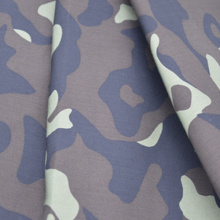 Polyester Cotton Twill Camouflage Fabric
