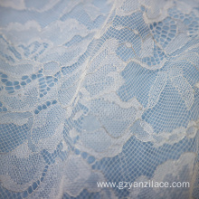 Ivory soft Chantilly Lace