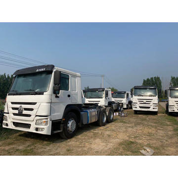 HOWO 6x4 371 or 375hp used tractor truck