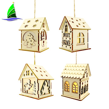 Luminous Christmas Tree Decorative Hanging Ornaments