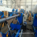 Straight tube internal welding machine